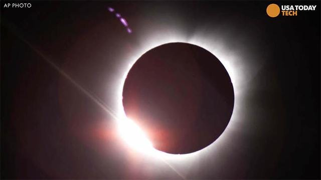 Talking Tech: Tips for capturing the solar eclipse