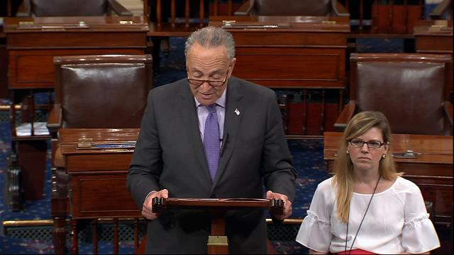 Schumer: 'Health Care Needs Bipartisan Medicine'