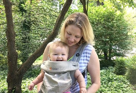 Mom Bod: Babywearing can be its own workout