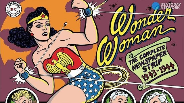 'Wonder Woman' creator getting his own biopic