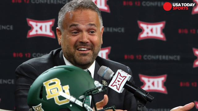 Big 12 Media Days: Tom Herman talks Texas' return on Day 2