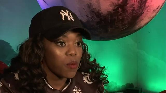 Lady Leshurr's date with 'Destiny'