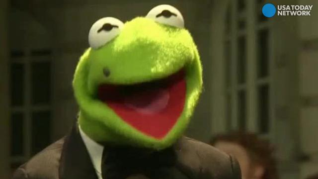 Fired Kermit actor in a battle of words with Muppets Studio