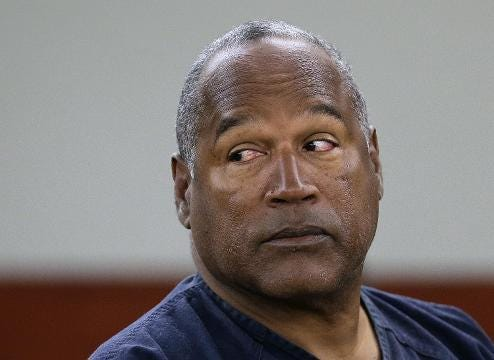 O.J. Simpson faces parole hearing this week