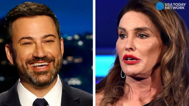Caitlyn Jenner takes Jimmy Kimmel to task