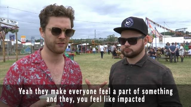 Royal Blood pick their best ever live act