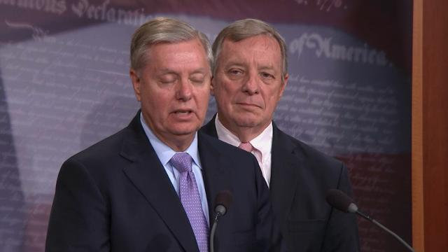 Sen. Graham on McCain: 'He's coming back'