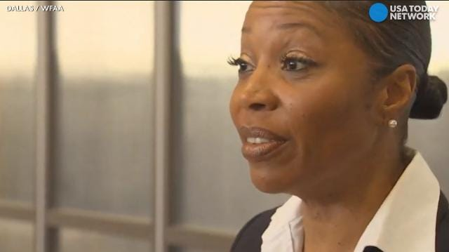 Dallas hires first female police chief