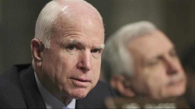 Doctor: McCain Has 'Aggressive' Cancer