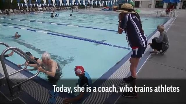 Paralysis marks new chapter for triathlon coach
