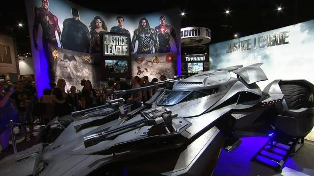 Massive pop culture expo Comic-Con opens in San Diego