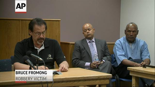 Simpson's daughter and victim speak at hearing