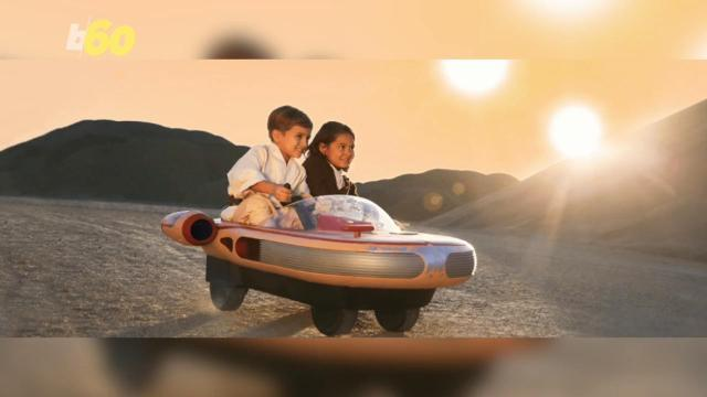 'Star Wars' Fans Can Pay $500 For Their Kids To Play Pretend