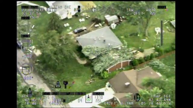 Thousands Without Power In NY After Tornadoes