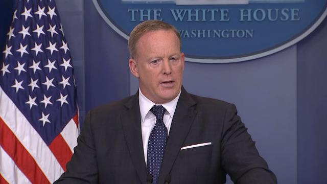 White House Press Secretary Sean Spicer Resigns