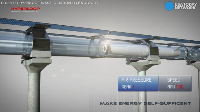 Tech billionaire Elon Musk plans hyperloop high-speed acceleration and braking test