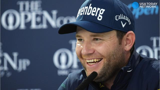 Branden Grace shoots first-ever 62 in major championship