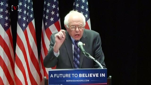 Bernie Sanders might be considering running for president again. Veuer's Maria Mercedes Galuppo (@mariamgaluppo) has more.