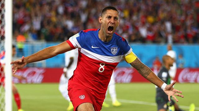 d2d127812 Clint Dempsey Ties United States Men s Soccer Record With 57th Career Goal