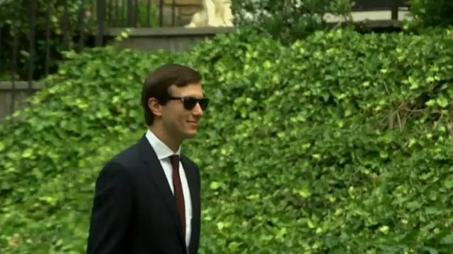 Kushner Releases On Russia Meeting
