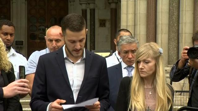 Charlie Gard's father: Time to 'let our son go'