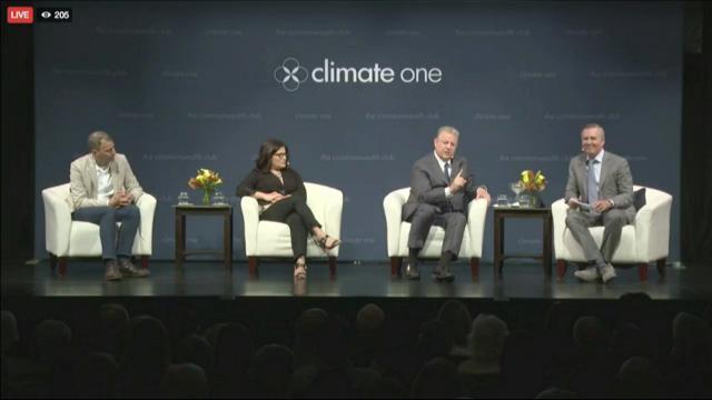 Gore: Still Optimistic About Climate Future