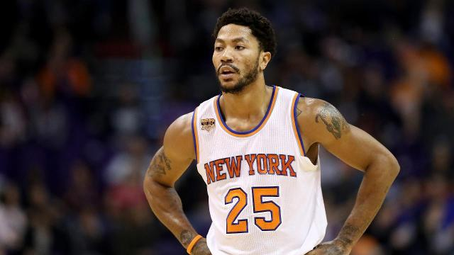 big sale cd7f4 87223 Report: Derrick Rose to sign with Cavaliers