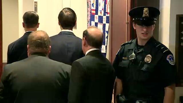 Kushner Arrives for Day 2 of Congressional Talks
