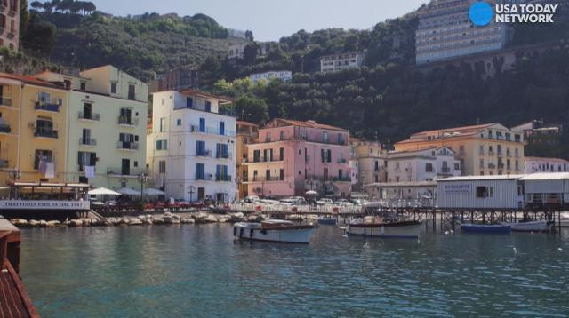 You can see Sorrento's ancient history today!