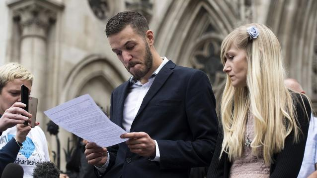 Charlie Gard's Parents Back In Court