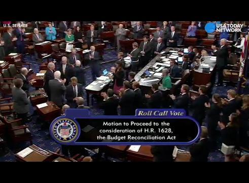 Full Text Of John Mccain S Senate Floor Speech