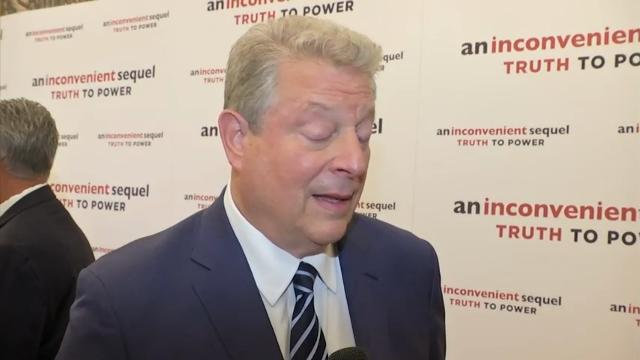With second 'Truth,' Al Gore forges ahead with environmental crusade