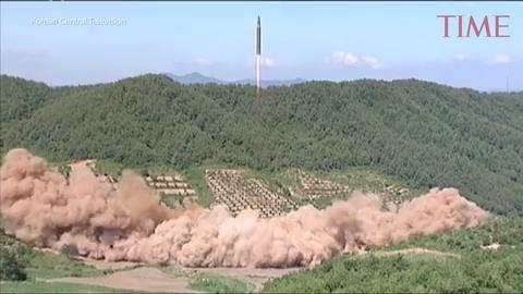 North Korea could have an intercontinental missile by next year