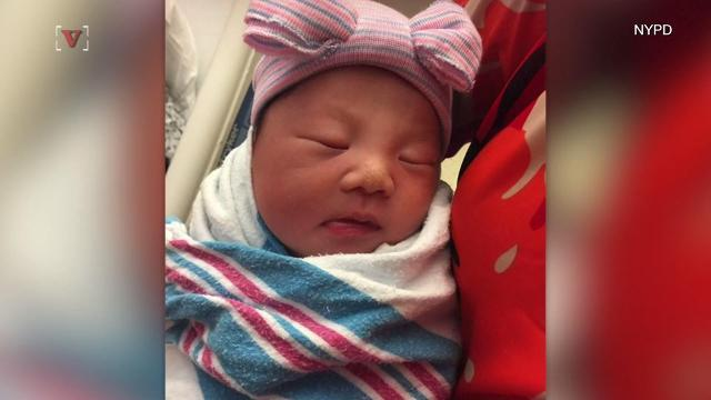 NYPD officer widow gives birth to their baby 3 years after his death