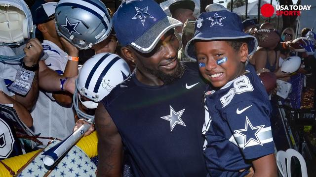 Finally... a nice story out of Cowboys camp