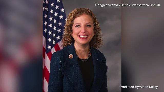 Wasserman Schultz employee arrested while trying to leave US