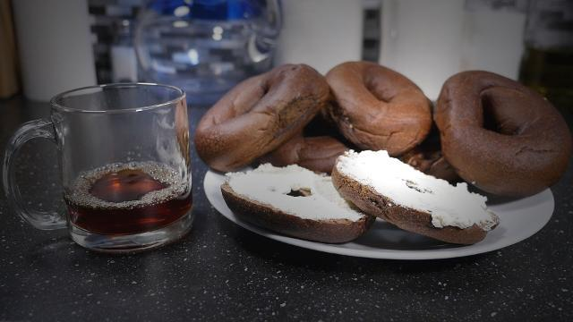 Can these espresso bagels replace your morning coffee?