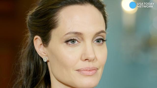 Angelina Jolie is taking a break from movies