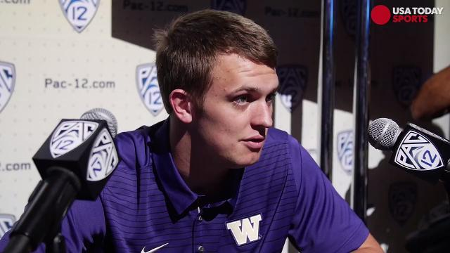 PAC-12 media days: Washington has bullseye on its back