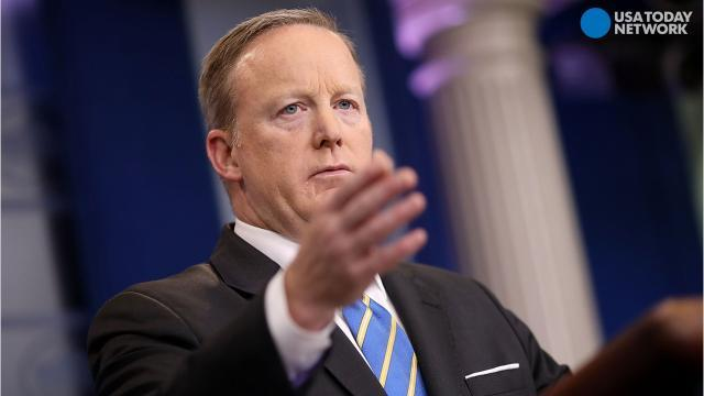 Sean Spicer is being courted by 'Dancing With the Stars'