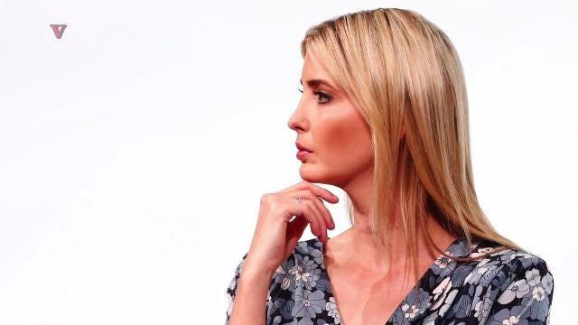 Ivanka Trump faces backlash for Tweet after transgender military ban