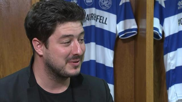 Marcus Mumford ready for Grenfell charity match