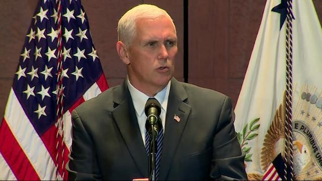 Pence: Senate Must Act To Repeal Obamacare