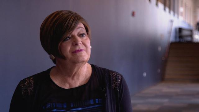 Transgender veteran combats workplace discrimination