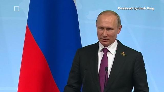 Putin threatens to 'retaliate' If U.S. imposes more sanctions