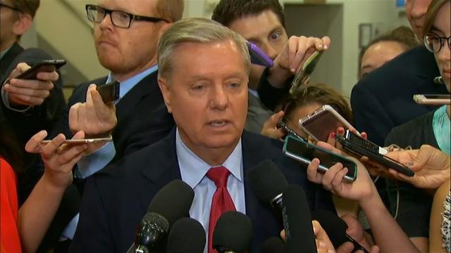 """Senate GOP Considers """"Skinny"""" Health Care Bill"""