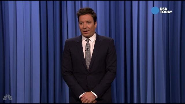 Seth Meyers, Jimmy Fallon and James Corden on Priebus v. Scaramucci in Best of Late Night