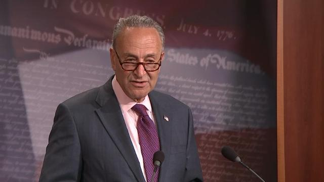 Schumer: McCain Speaks 'Truth to Power'