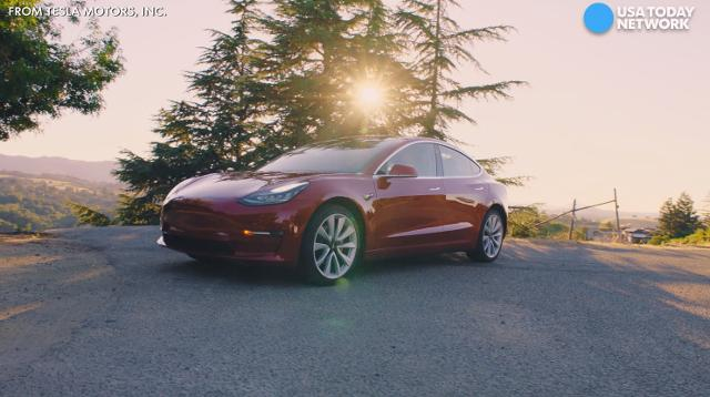 Tesla's given us a glimpse of its latest Model 3, and it's packed with slick improvements. The sensational ride handles itself quite well on all types of terrain. The interior matches Tesla's exceptional style.