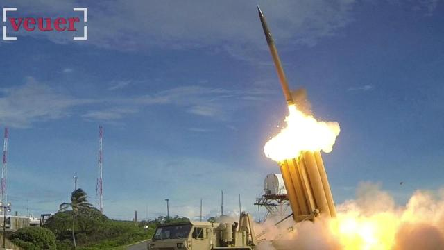 U.S. flexes military muscle after North Korea missile test